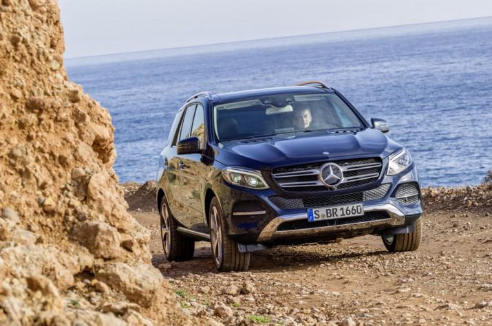 Mercedes GLE Дизель Фото 4