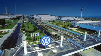 На калужском предприятии Volkswagen будут собирать экспортные двигатели