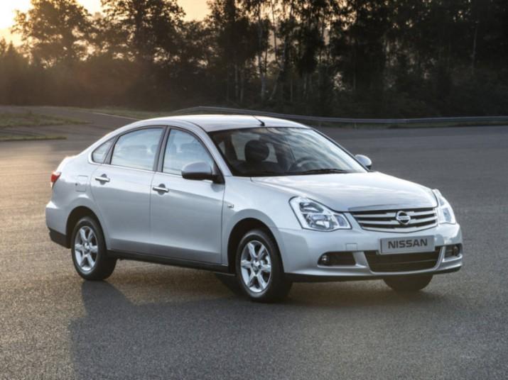 Nissan отзывает более 42 тыс. автомобилей Almera в связи с неисправностью сборки кузова