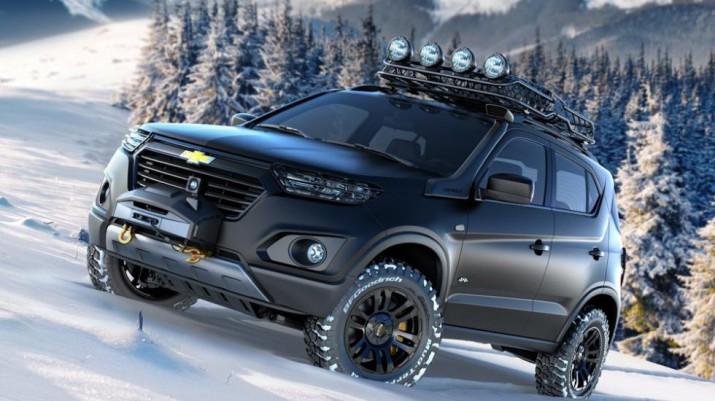 Новое поколение Chevrolet Niva появится у дилеров в конце мая