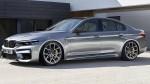Новый седан BMW M5 получит мощный мотор и интеллектуальную систему полного привода