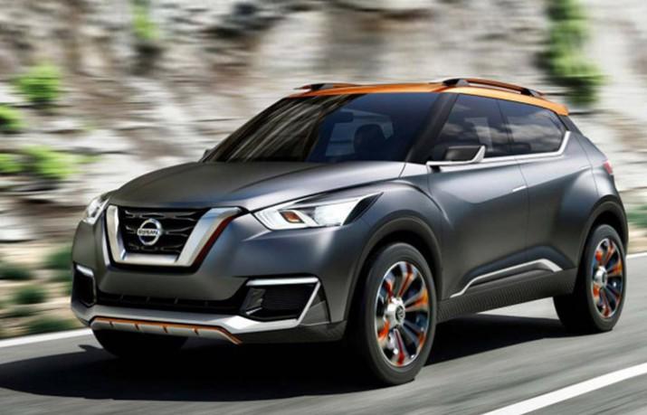 Обновленный Nissan Juke презентуют осенью во Франкфурте