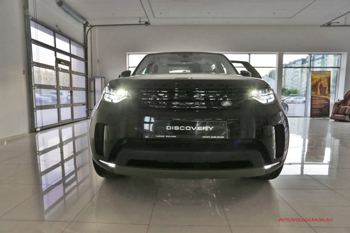 Презентация Land Rover Discovery 5 2017 Волгоград Фото 06