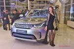 Презентация Land Rover Discovery 5 2017 в Волгограде