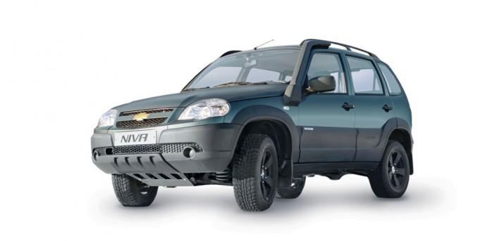 Производство Chevrolet-Niva в России временно приостановлено