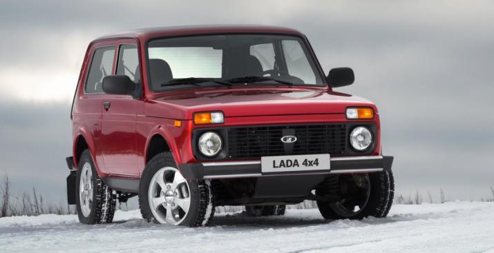 Серийная Lada 4x4 Anniversary поступила в дилерские центры марки