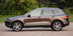 Volkswagen Touareg покинул конвейер калужского автозавода