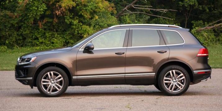 Volkswagen Tiguan покинул конвейер калужского автозавода