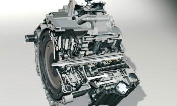 Das 7-Gang Doppelkupplungsgetriebe DSG (250 Nm) von Volkswagen