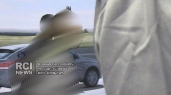 Запрещенные снимки хэтчбэка Lada Vesta появились в соцсетях