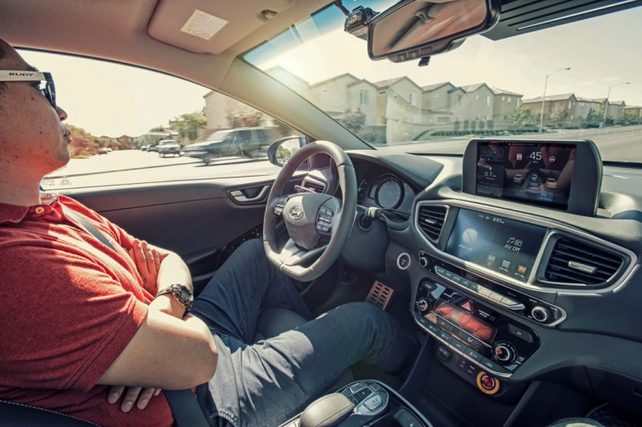 автопилот Hyundai