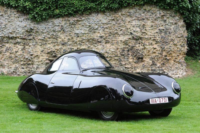 Автомобиль Porsche 64