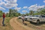 тест драйв внедорожников Toyota Агат Волгоград 2017 Фото 16