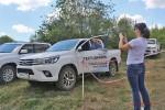 тест драйв внедорожников Toyota Агат Волгоград 2017 Фото 27