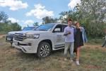 тест драйв внедорожников Toyota Агат Волгоград 2017 Фото 28