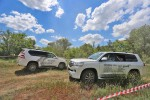 тест драйв внедорожников Toyota Агат Волгоград 2017 Фото 30