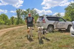 тест драйв внедорожников Toyota Агат Волгоград 2017 Фото 35