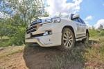 Весенний тест-драйв внедорожников Toyota от компании Агат