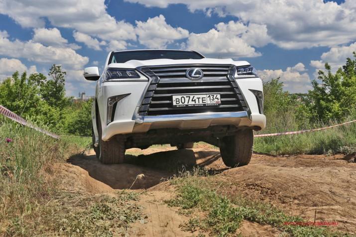 тест драйв внедорожников Toyota Агат Волгоград 2017 Фото 38