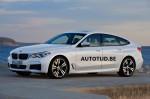 BMW 6-Series GT2018 фото 08