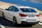 BMW 6-Series GT2018 фото 11