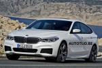 BMW 6-Series GT2018 фото 15