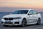 BMW 6-Series GT2018 фото 16