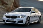 BMW 6-Series GT2018 фото 18