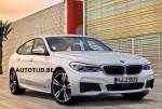 BMW 6-Series GT2018 фото 19