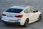 BMW 6-Series GT2018 фото 22