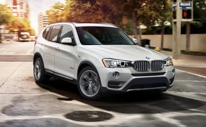 BMW X3 нового поколения показали на видео перед премьерой