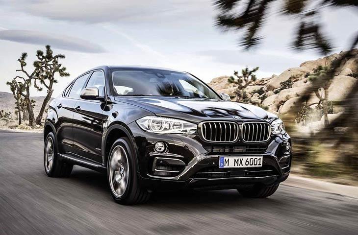 BMW X3 нового поколения презентуют в США 26 июня