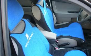 Чехлы-майки на сиденья автомобиля