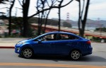 Ford Fiesta седан 2011 Фото 2