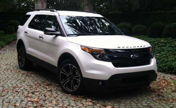 Ford отзывает более 200 автомобилей Explorer из-за неисправности ходовой