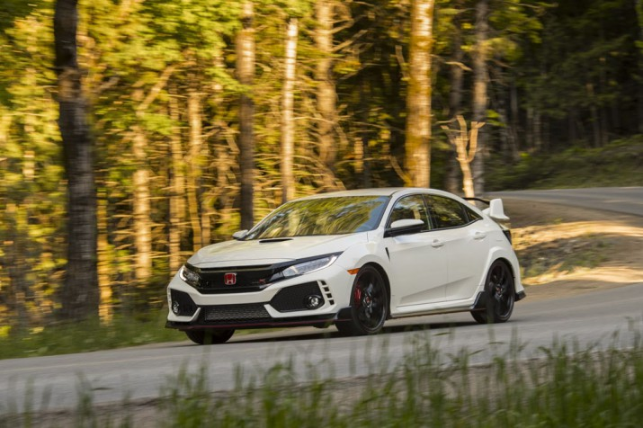 Honda Civic Type R 2017 фото 14
