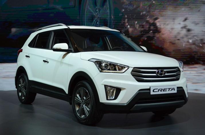 Hyundai Creta в России получит пакет опций с круиз-контролем