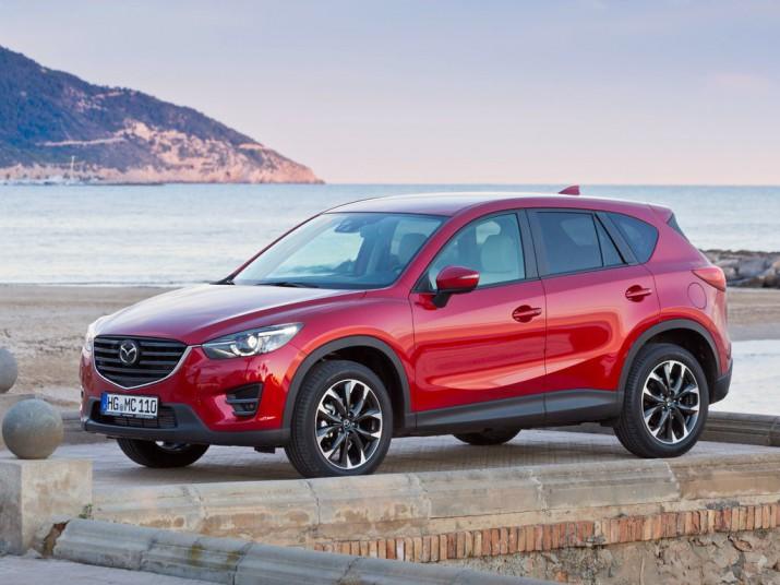 Известны цены и комплектации Mazda CX-5 для России
