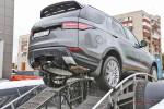 Jaguar и Land Rover Experience Тур 2017 Фото 26