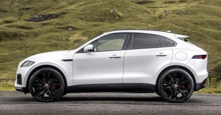 Jaguar представит свой второй кроссовер E-Pace в июле 2017 года