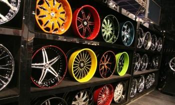 Классификация колесных дисков для автомобиля