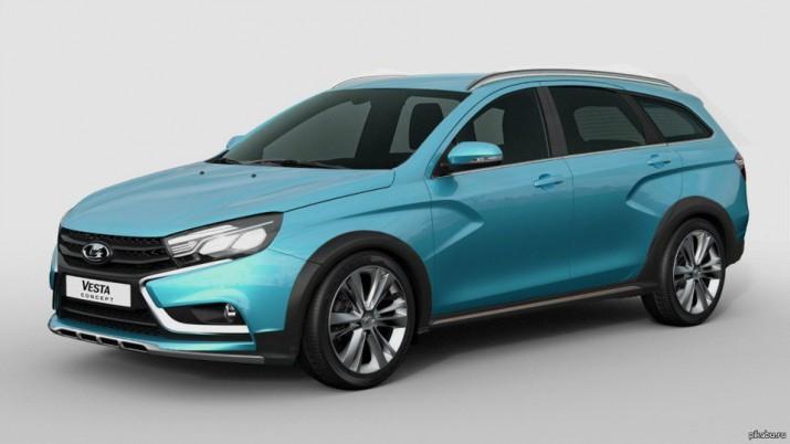 Lada получит три новых модели к 2018 году