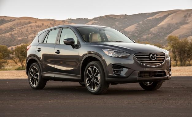 Mazda CX-5 признали самой ожидаемой новинкой этого лета в России