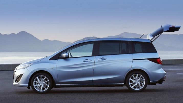 Mazda в России отзывает более 4500 тысяч автомобилей из-за проблем с системой безопасности
