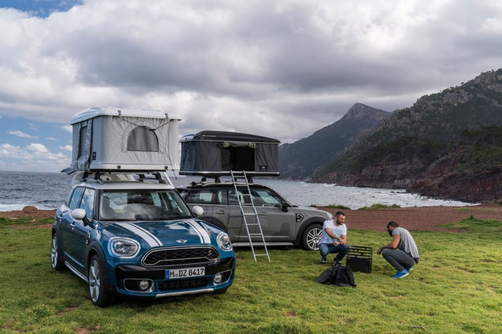 Mini Cooper S E ALL4 Countryman PHEV 2017 Фото 02