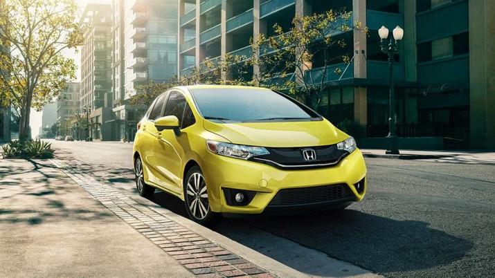 Модифицированнвая модель Honda Fit появится на рынке в июле
