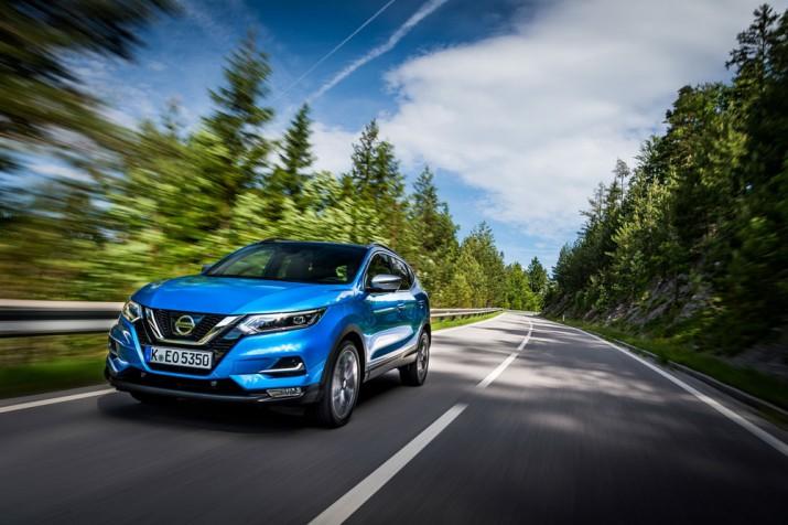 Nissan Qashqai 2018 фото 07