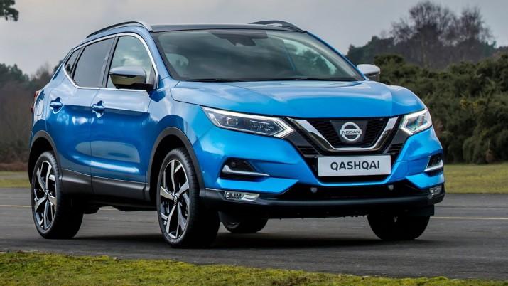 Nissan рассекретил Qashqai нового поколения