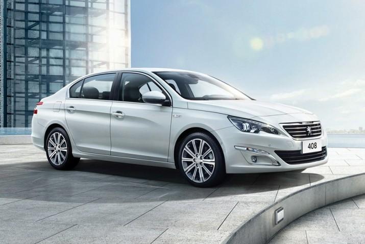 Обновленный Peugeot 408 получил российский ценник