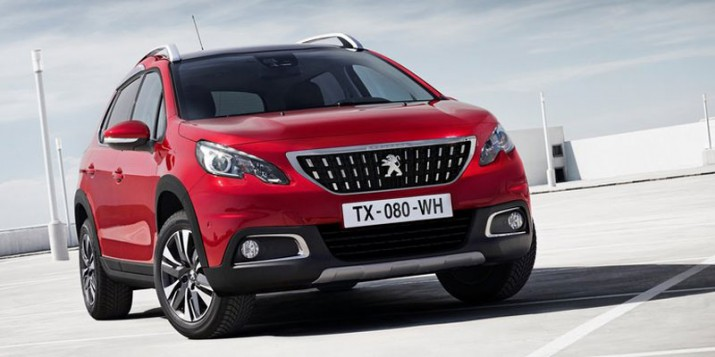Peugeot 2008 для России известны цены и комплектации